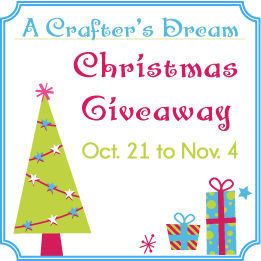 My Merry Messy Life: A Crafter's Dream Giveaway #ACraftersDream